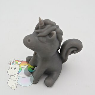 Unicorn UV FLEX Resin 3D Druck grau